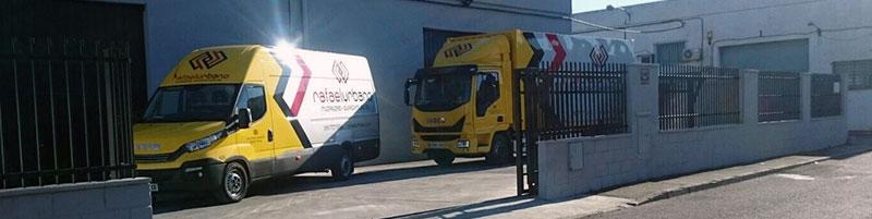 Empresa de mudanzas en Madrid baratas