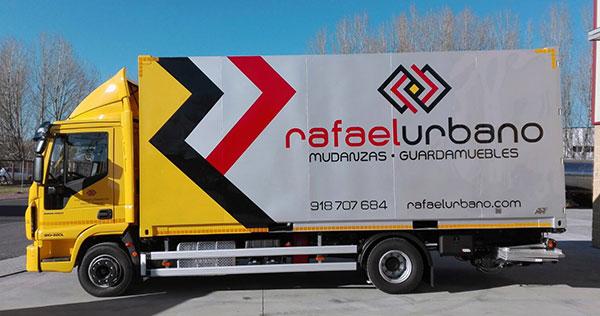 Empresa de Mudanzas en Madrid Capital